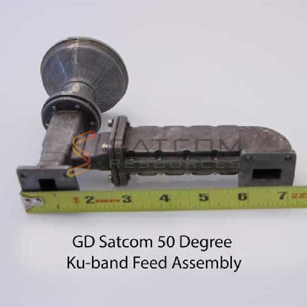 GD Satcom, Ku-Band Tx/Rx Feed