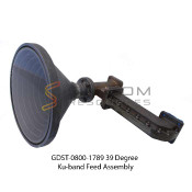 GD Satcom 39 degree Ku-Band Feed