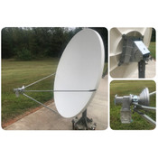 GD Satcom 1122 Series RxTX Antenna