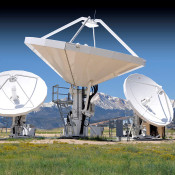 GD Satcom Earth Station Antenna Sys