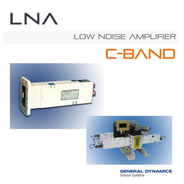GD Satcom C-Band LNA