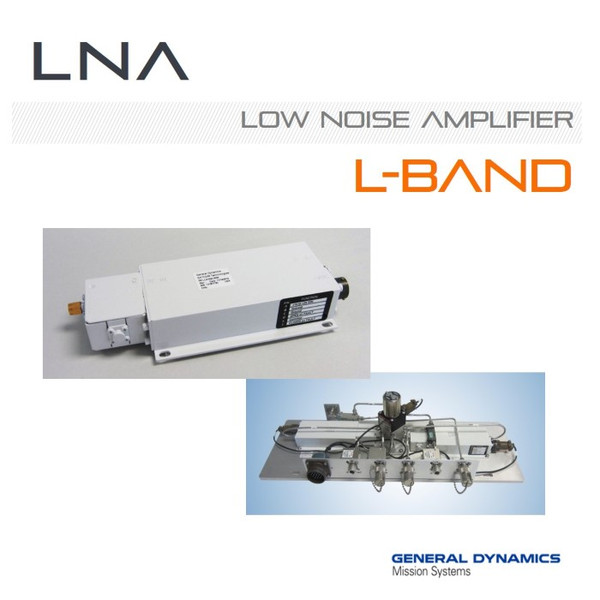 GD Satcom L-Band LNA