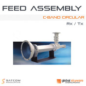 Global Skyware C-Band Circular Feed