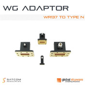 WR 137 to Type N Adaptor