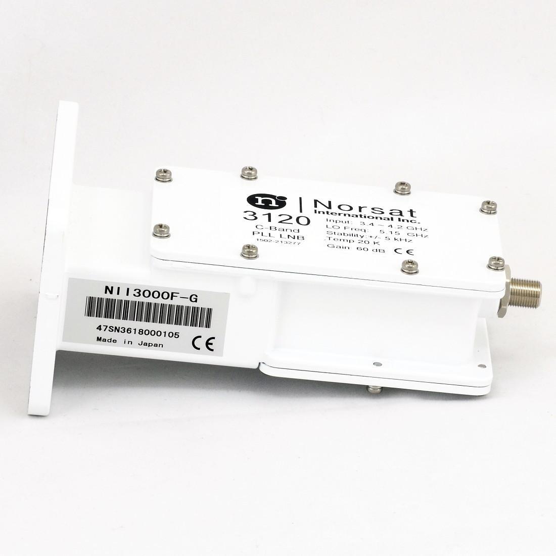Norsat 3120 C-Band PLL LNB